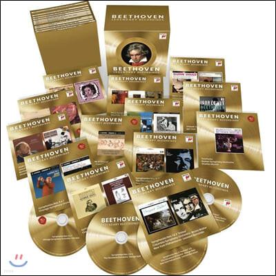 베토벤 250주년 기념 소니 클래식 전설의 레코딩 (Beethoven - Legendary Recordings)