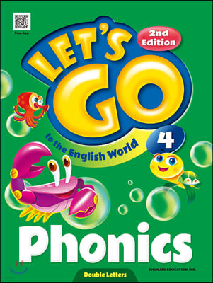 Let's go to the English World Phonics 4