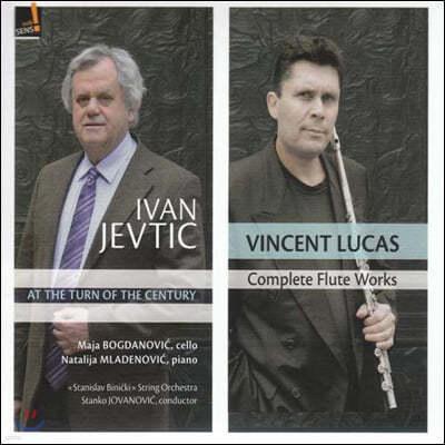Vincent Lucas 이반 제크틱: 플루트 작품집 (Ivan Jevtic: Complete Flute Works)