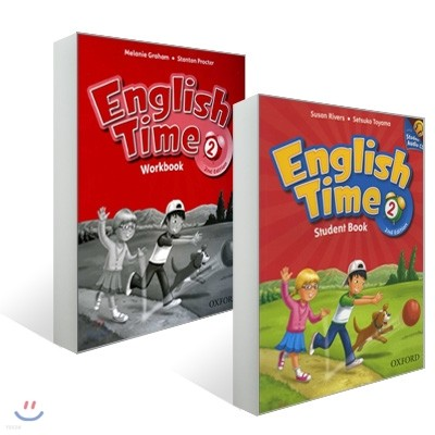 English Time 2 : Student Book with CD + Workbook