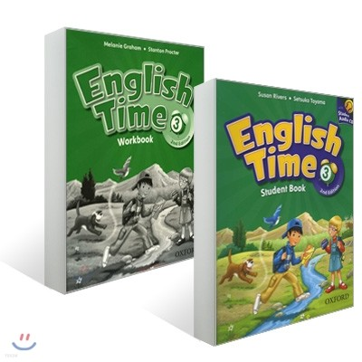 English Time 3 : Student Book with CD + Workbook
