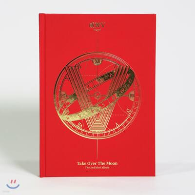 웨이션V (WayV) - 미니앨범 2집 : Take Over The Moon