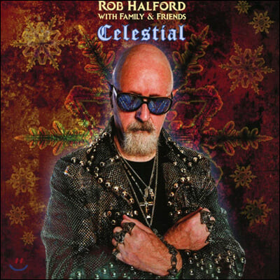 Rob Halford with Family and Friends - Celestial 롭 핼포드 크리스마스 앨범