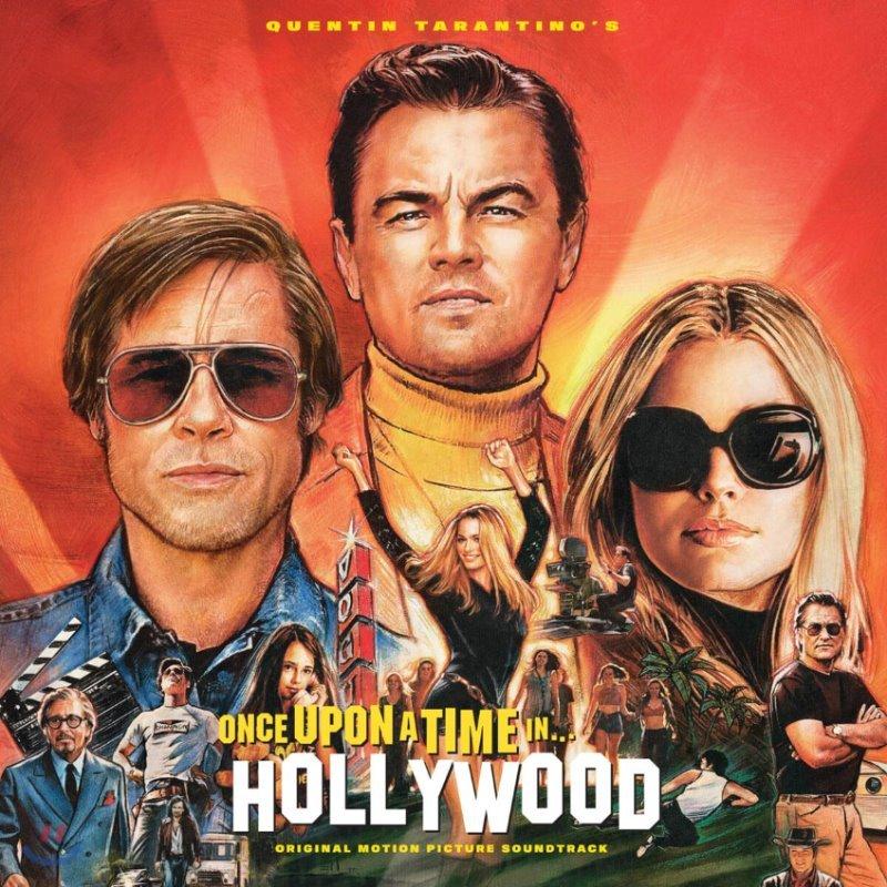 원스 어폰 어 타임 인 할리우드 영화음악 (Quentin Tarantino`s Once Upon a Time in Hollywood OST) [2LP]