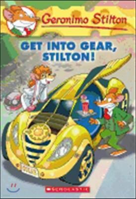 Geronimo Stilton #54 : Get Into Gear, Stilton!
