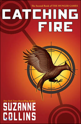 HUNGER GAMES #2 : CATCHING FIRE
