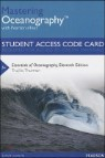 Essentials of Oceanography Masteringoceanography With Pearson Etext - Standalone Access Card
