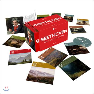 워너 클래식 베토벤 작품 전집 (Beethoven: The Complete Works)