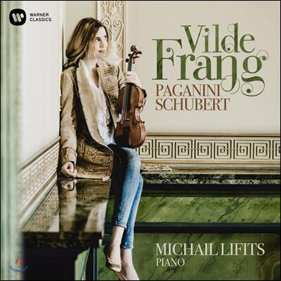 Vilde Frang 파가니니 / 슈베르트 / 슈트라우스 / 그리그: 바이올린 소나타 - 빌데 프랑 (Paganini / Schubert)