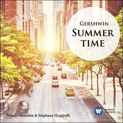 Yehudi Menuhin / Stephane Grapelli 거슈윈: 섬머타임 (Gershwin: Summertime)