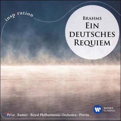 Andre Previn 브람스: 독일 레퀴엠 (Brahms: Ein Deutsches Requiem)