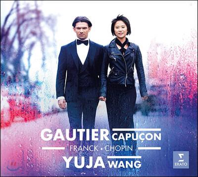 Gautier Capucon / Yuja Wang 프랑크 / 쇼팽: 첼로 소나타 (Franck / Chopin: Cello Sonatas) [LP]