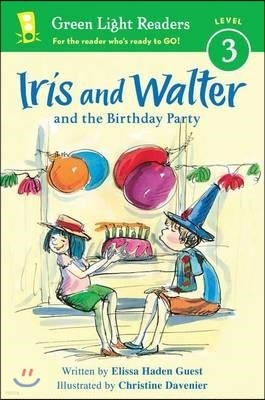 Iris and Walter and the Birthday Party