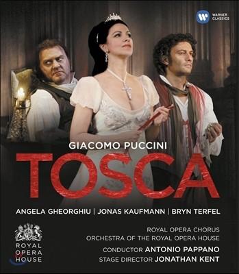 Angela Gheorghiu / Jonas Kaufmann 푸치니 : 토스카 (Puccini: Tosca) [블루레이]