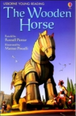 Usborne Young Reading Level 1-47 : Wooden Horse