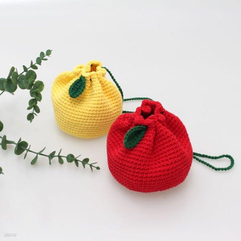 쪼꼬미 Fruits 미니백 DIY키트(동영상포함)