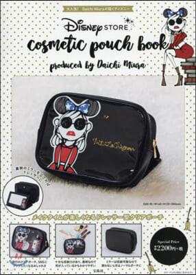 DisneySTORE cosmetic pouch book produced by Daichi Miura