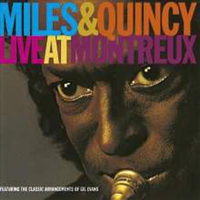 Miles Davis & Quincy Jones - Live At Montreux (Remastered)