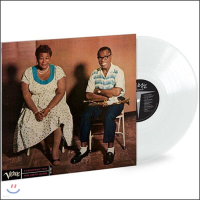 Ella Fitzgerald & Louis Armstrong (엘라 피츠제럴드 & 루이 암스트롱) - Ella And Louis [투명 컬러 LP]