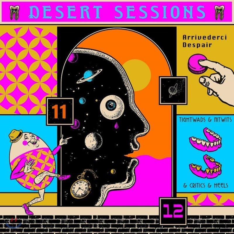 Desert Sessions (디저트 세션스) - Vols. 11 & 12