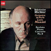 �����: �ǾƳ� ���ְ� 2�� (Brahms: Piano Concerto No.2) (Remastered)(Ltd. Ed)(SACD)(�Ϻ���) - Sviatoslav Richter