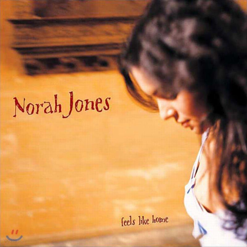 Norah Jones (노라 존스) - 2집 Feels Like Home [LP]