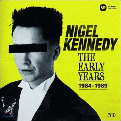 나이젤 케네디 초기 EMI 녹음 모음집 (Nigel Kennedy - The Early Years 1984-1989)