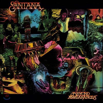 Santana (산타나) - 14집 Beyond Appearances [LP]