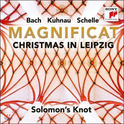 Jonathan Sells 마니피카트 - 라이프치히의 크리스마스 (Magnificat - Christmas in Leipzig)