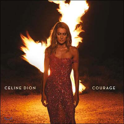 Celine Dion (셀린 디온) - 12집 Courage [디럭스 에디션]
