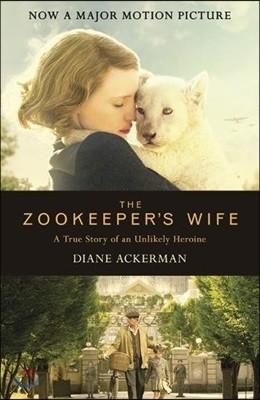 The Zookeeper's Wife 영화 '주키퍼스 와이프' 원작 소설