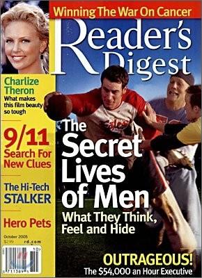 [2년 정기구독] Reader's Digest USA (월간)