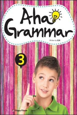 Aha! Grammar 3