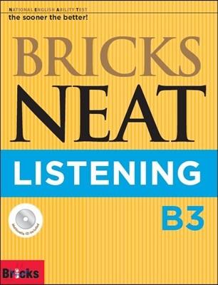 Bricks NEAT Listening B3