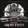 Quentin Tarantino Presents - The Man With The Iron Fists (ö���� ���� �糪��) (Ltd. Ed)(Soundtrack)(180G)(2LP)