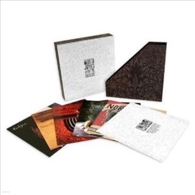 Norah Jones - The Vinyl Collection (Ltd. Ed)(Super Analog)(200G)(6LP Boxset)