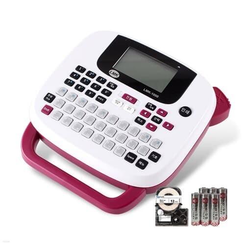 휴대용 라벨프린터 LMK-1000 퍼플