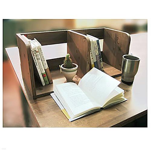 [하우디가구] 고전 책상용 책꽂이