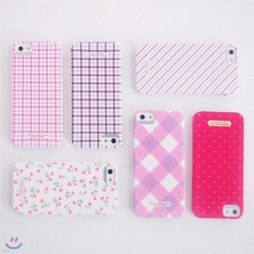 [pleple] iphone5 pattern case