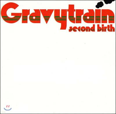 Gravy Train (그레이비 트레인) - Second Birth [LP]