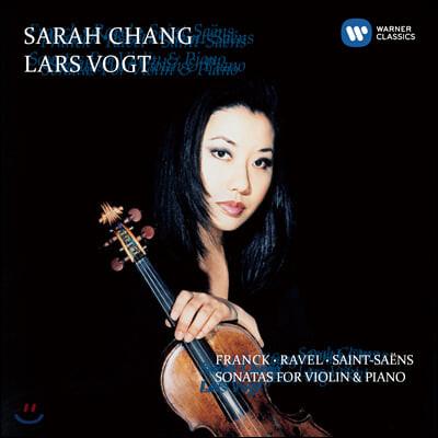 장영주 - 프랑스 바이올린 소나타 연주집 (Franck / Ravel / Saint-Saens: Sonatas for Violin & Piano)