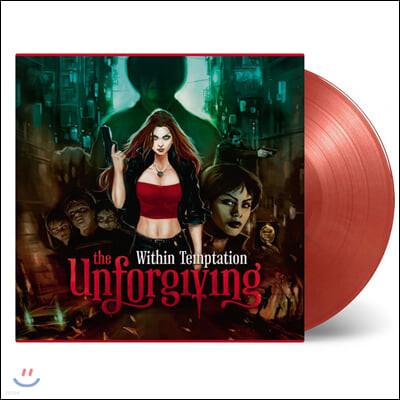 Within Temptation (위딘 템테이션) - The Unforgiving [레드 & 골드 컬러 LP]