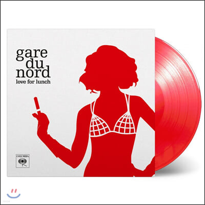 Gare Du Nord (게르 드 노드) - Love For Lunch [투명 레드 컬러 LP]