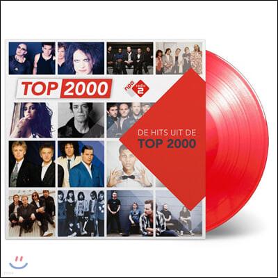 NPO 라디오 히트곡 모음집 (TOP 2000) [투명 레드 컬러 LP]