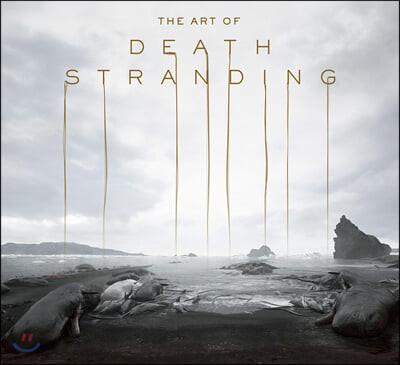 The Art of Death Stranding 게임 데스 스트랜딩 공식 컨셉 아트북