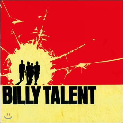 Billy Talent (빌리 탤런트) - Billy Talent [투명 컬러 LP]
