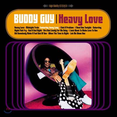 Buddy Guy (버디 가이) - Heavy Love [2LP]