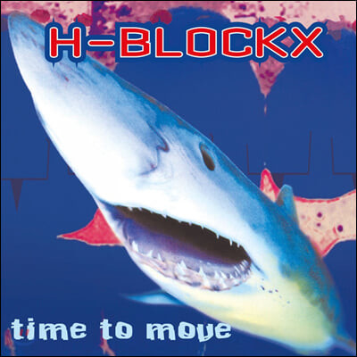H-Blockx (에이치-블락스) - Time To Move [LP]