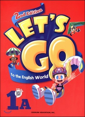 Let's go to the English World 1A