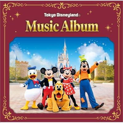 Various Artists - Tokyo Disneyland : Music Album